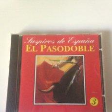 CDs de Música: EL PASO DOBLE. Lote 161774322