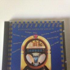 CDs de Música: GOLDEN YEARS - 16 GRANDES ÉXITOS DE LOS 60 - 70. Lote 161774525
