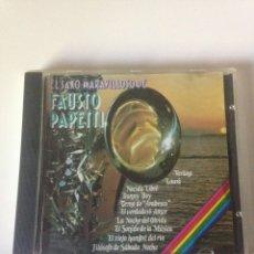 CDs de Música: EL SAXO MARAVILLOSO - FAUSTO PAPETTI. Lote 161775025