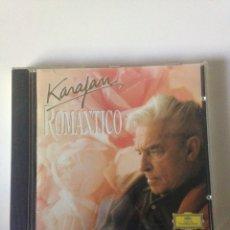 CDs de Música: KARAJAN ROMÁNTICO. Lote 161777133