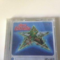 CDs de Música: DISCO ESTRELLA. Lote 161777725