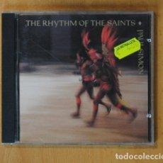 CDs de Música: PAUL SIMON - THE RHYTHM OF THE SAINTS - CD. Lote 161799229