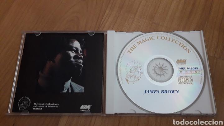 CDs de Música: James Brown. The magic collection - Foto 3 - 161812185