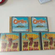 CDs de Música: CD CARIBE 2000 Y AY CARAMBA. Lote 161823402