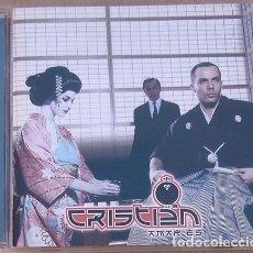 CDs de Música: CRISTIAN - AMAR ES (CD) 2003 - 13 TEMAS + VIDEO. Lote 161829922