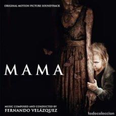 CDs de Música: MAMA / FERNANDO VELÁZQUEZ CD BSO - QUARTET. Lote 161851462