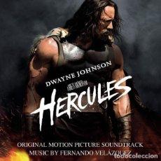 CDs de Música: HERCULES / FERNANDO VELÁZQUEZ CD BSO. Lote 161851534