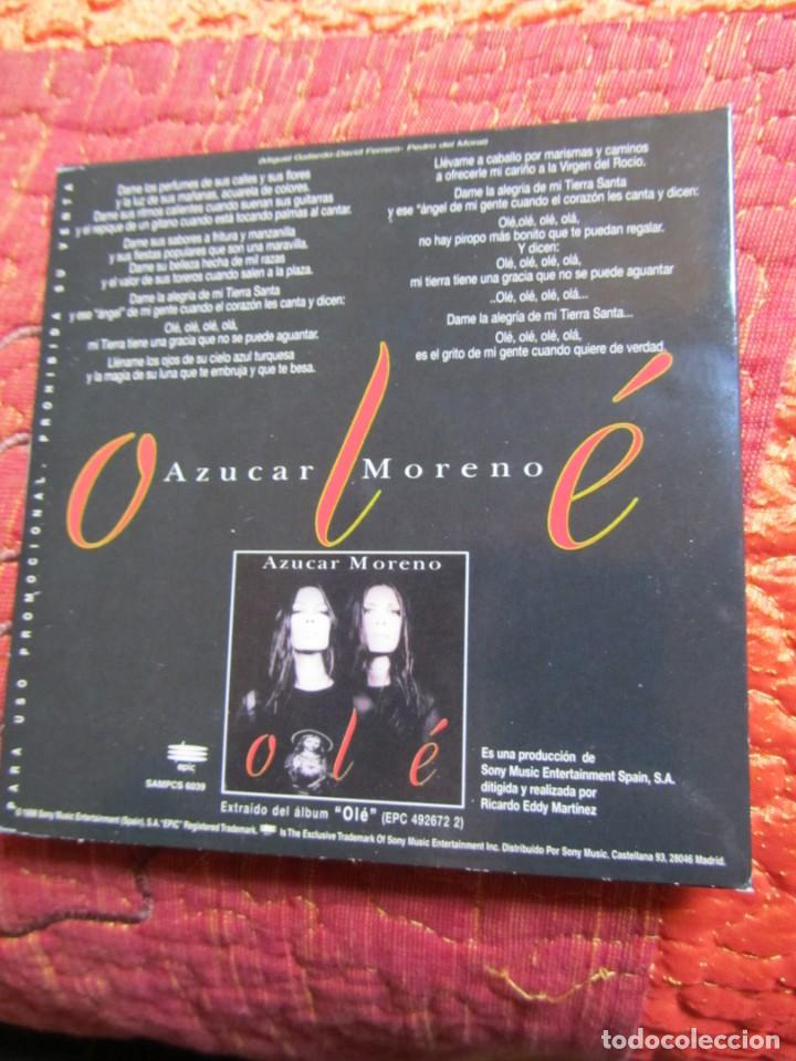 Azucar Moreno Maxi Cd Titulo Ole 1 Tema Con Kaufen Cds Mit