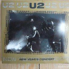 CDs de Música: U2 NEW YEAR´S CONCERT 1989 DUBLIN, RARO, NO OFICIAL.DOBLE CD. DIRECTO LIVE. BONO, THE EDGE. Lote 161884330