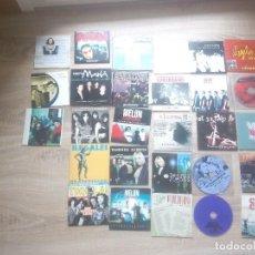 CDs de Música: CELTAS CORTOS--SEGURIDAD SOCIAL-ILEGALES-DANZA INVISIBLE-MANA-SARACOGA -BARRICADA 31 CD . Lote 161895686