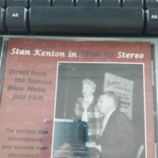 CDs de Música: STAN KENTON IN TRUE 52. Lote 161895878