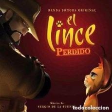 CDs de Música: EL LINCE PERDIDO / SERGIO DE LA PUENTE CD BSO. Lote 161907614