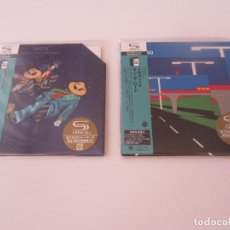 CDs de Música: TRAFFIC - LOTE 2 (SHOOT OUT AT THE FANTASY FACTORY + ON THE ROAD) 2011 JAPAN MINI LP SHM CD. Lote 161908142