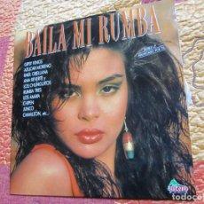 CDs de Música: BAILA MI RUMBA- LP DOBLE - VARIADO DE FLAMENCO- CON 20 TEMAS.- DEL 91- NUEVO. Lote 161940206