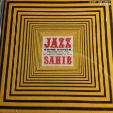 CDs de Música: SAHIB SHIHAB - JAZZ SAHIB (CD) (SAVOY JAZZ - SV-0141). Lote 161950562