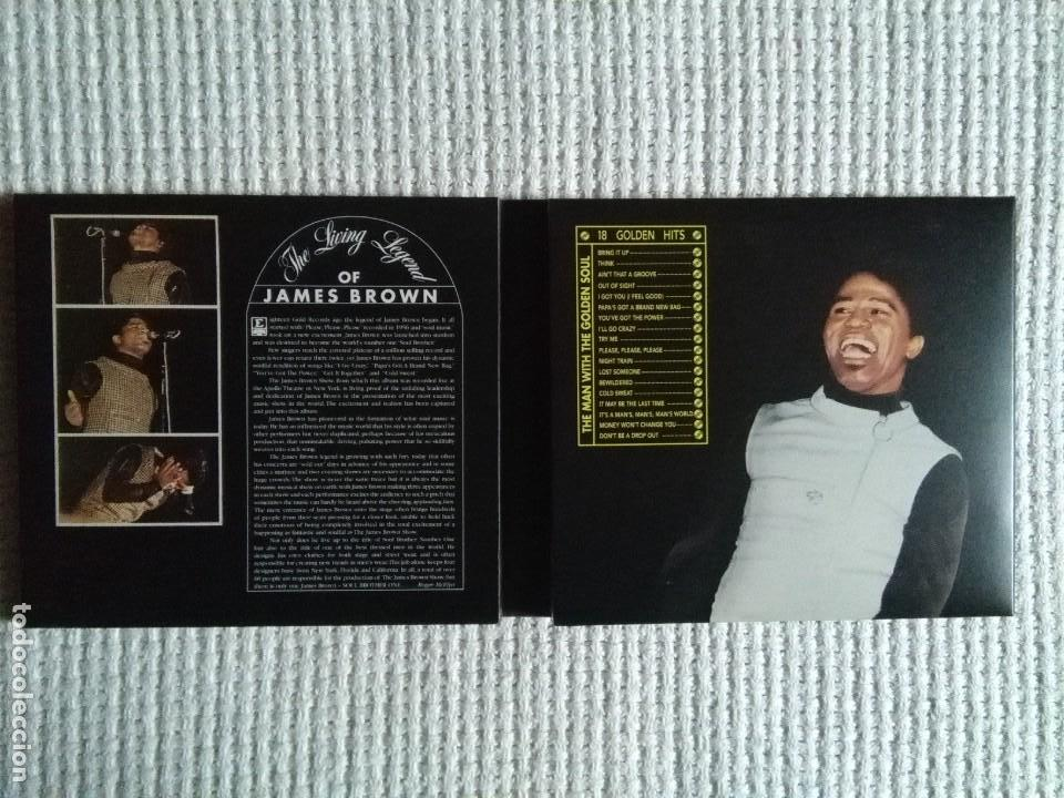 CDs de Música: JAMES BROWN - LIVE AT THE APOLLO VOLUME 2 2 CD + BOOKLET DELUXE USA 2001 - Foto 4 - 161953126