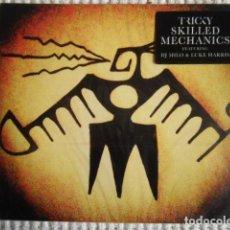 CDs de Música: TRICKY - '' SKILLED MECHANICS '' CD DIGIPACK 2016 EU SEALED. Lote 161953722