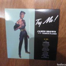 CDs de Música: JAMES BROWN TRY ME ! CD NUEVO SU PRIMER ÁLBUM VINYL RÉPLICA 2017. Lote 161973302