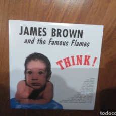CDs de Música: JAMES BROWN THINK! CD NUEVO VINYL RÉPLICA 2017. Lote 161974182