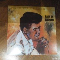 CDs de Música: JAMES BROWN PRISONER OF LOVE CD VINYL RÉPLICA 2017. Lote 161974296