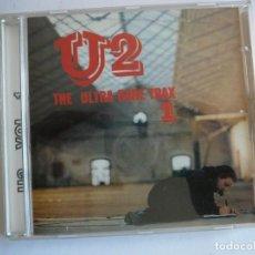 CDs de Música: U2 THE ULTRA RARE TRAX 1. MUY RARO, NO OFICIAL. BONO, THE EDGE, LARRY MULLEN. Lote 161982610