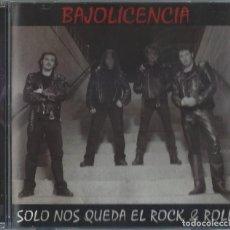 CDs de Música: BAJOLICENCIA CD SPANISH HEAVY 2010-AVALANCH-SARATOGA-IRIDIUM-MAGO DE OZ-TRACCION-MAGO DE OZ. Lote 162007798