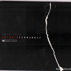 CDs de Música: ANTONIO FERNANDEZ - CRISTAL SUELTO CD DIGIPACK DE 2002 RF-1674 , IMPECABLE ESTADO. Lote 162009342