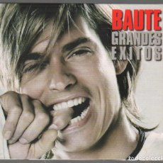 CDs de Música: CARLOS BAUTE - GRANDES EXITOS - CD + DVD DE 2006 , PERFECTO ESTADO RF-1676. Lote 162010358