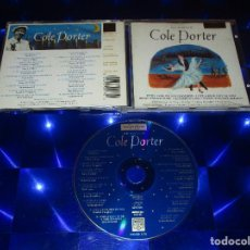 CDs de Música: THE SONGS OF COLE PORTER - CD - MCCD 175 - MUSIC CLUB - I LOVE PARIS - TRUE LOVE - NIGHT AND DAY .... Lote 162016638