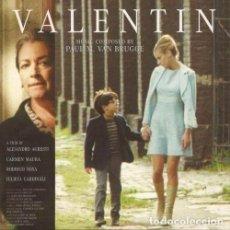 CDs de Música: VALENTIN / PAUL M. VAN BRUGGE CD BSO - CARDSLEEVE. Lote 162062274