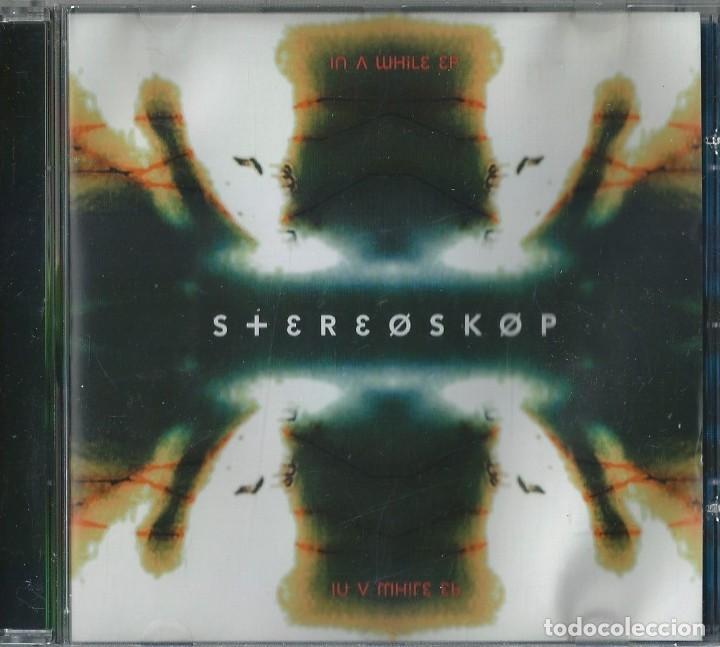 STEREOSKOP CD SPANISH GOTHIC METAL 2003-FOREVER SLAVE-NIOBETH (COMPRA MINIMA 15 EUR) (Música - CD's Heavy Metal)