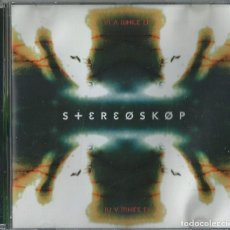 CDs de Música: STEREOSKOP CD SPANISH GOTHIC METAL 2003-FOREVER SLAVE-NIOBETH (COMPRA MINIMA 15 EUR). Lote 162081250