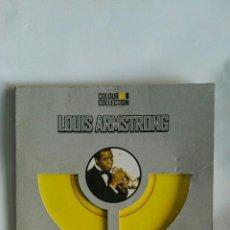 CDs de Música: LOUIS AMSTRONG COLOUR COLLECTION CD. Lote 162121285