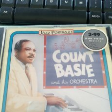 CDs de Música: COUNT BASIE AND HIS ORCHESTRA - JAZZ PORTRAITS. Lote 162131114