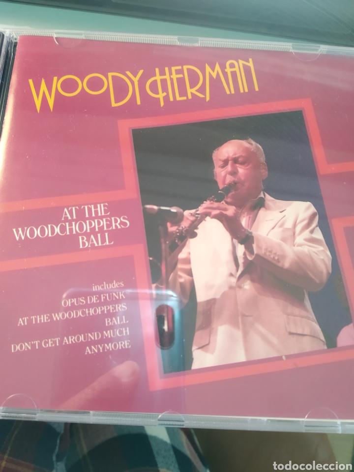 WOODY HERMAN - AT THE WOODCHOPPERS BALL (Música - CD's Jazz, Blues, Soul y Gospel)