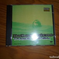 CDs de Música: BABASONICOS. . TRANCE ZOMBA. EPIC, 1994. EDT. ARGENTINA. CD. IMPECABLE (#). Lote 162138170