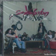CDs de Música - SEXPLOSION CD Rare Spanish Heavy 2011 SARATOGA-BELLABESTIA-NIAGARA-MAGO DE OZ-AVALANCH - 162326406
