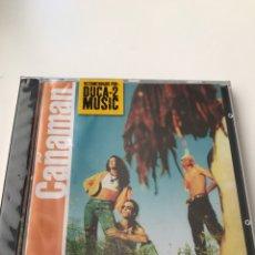 CDs de Música: CAÑAMAN CD 1997. PRECINTADO. Lote 162368177