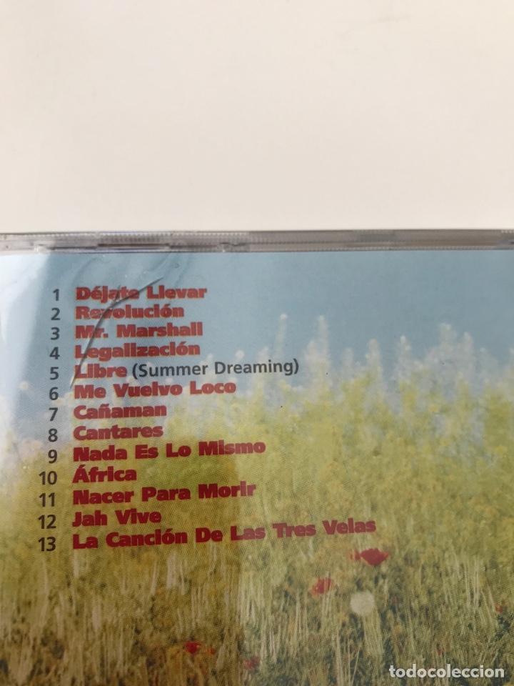 CDs de Música: CAÑAMAN CD 1997. PRECINTADO - Foto 3 - 162368177
