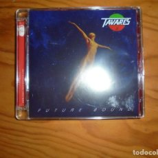 CDs de Música: TAVARES. FUTURE BOUND. PTR, 2014. CD. IMPECABLE (#). Lote 162389326
