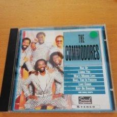 CDs de Música: THE COMMODORES (CD). Lote 162450266