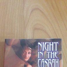 CDs de Música: NIGHT IN THE CASBAH. CAJA CON DOBLE CD. Lote 162469946