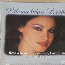 CD di Musica: PALOMA SAN BASILIO / COLECCIÓN GRANDES / CD - EMI-2004 / 10 TEMAS / LUJO.. Lote 162473058