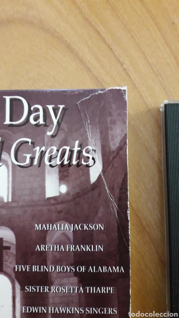 CDs de Música: OH HAPPY DAY. GOSPEL GREATS. CAJA CON TRES CDS - Foto 2 - 162473506
