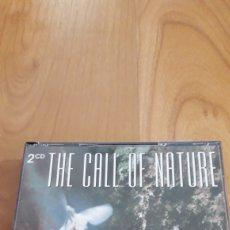 CDs de Música: THE CALL OF THE NATURE. DOS CDS. Lote 162474200