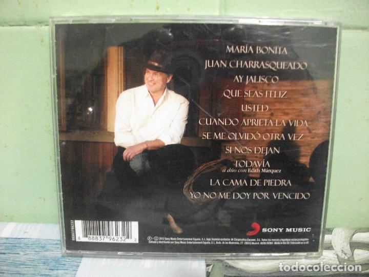 CDs de Música: BERTIN OSBORNE CORAZON RANCHERO CD ALBUM SONY 2013 PEPETO - Foto 2 - 162501674