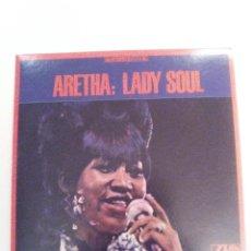 CDs de Música: ARETHA FRANKLIN LADY SOUL (1968 ATLANTIC ). Lote 162503838