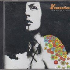 CDs de Música: BAR FANTÁSTICO CLUB BARCELONA CD 4 ANIVERSARIO SIDONIE SR CHINARRO FANGORIA STANDSTILL. Lote 162505978