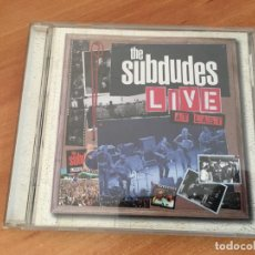CDs de Música: THE SUBDUDES (LIVE AT LAST) CD 18 TRACK (CDIM7). Lote 162512518