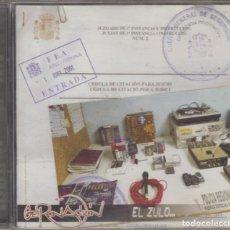 CDs de Música: GERONACIÓN CD EP EL ZULO 2002 6 TRACKS. Lote 162517526